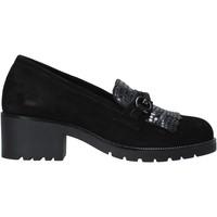 kengät Naiset Mokkasiinit Grunland SC2967 Musta