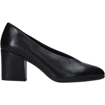 kengät Naiset Korkokengät Grunland SC5057 Musta