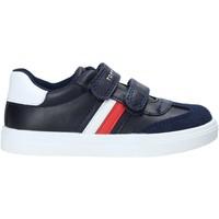 kengät Lapset Tennarit Tommy Hilfiger T1B4-30903-0621X007 Sininen