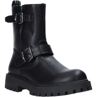 kengät Tytöt Bootsit Tommy Hilfiger T3A5-30855-0193999 Musta