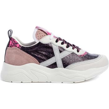 kengät Naiset Matalavartiset tennarit Munich 8770042 Vaaleanpunainen