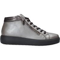 kengät Naiset Korkeavartiset tennarit IgI&CO 6162122 Harmaa