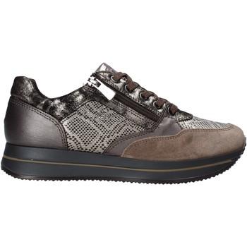 kengät Naiset Matalavartiset tennarit IgI&CO 6165011 Harmaa