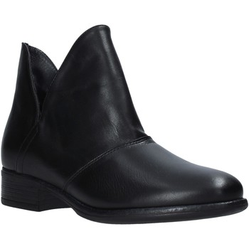 kengät Naiset Nilkkurit IgI&CO 6184600 Musta