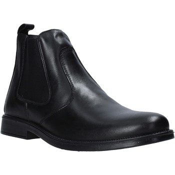 kengät Miehet Bootsit Enval 6200200 Musta