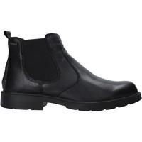 kengät Miehet Bootsit Enval 6202400 Musta