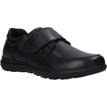 kengät Miehet Derby-kengät Enval 6216300 Musta