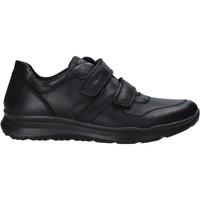 kengät Miehet Tennarit Enval 6225400 Musta