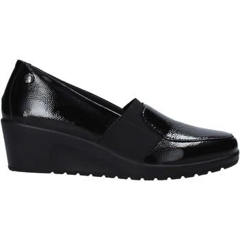 kengät Naiset Mokkasiinit Enval 6273511 Musta