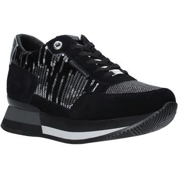 kengät Naiset Tennarit Apepazza F0RSD01/VEL Musta