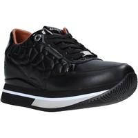 kengät Naiset Matalavartiset tennarit Apepazza F0RSD03/COCCO Musta