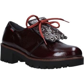 kengät Naiset Derby-kengät CallagHan 13434 Punainen
