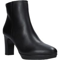 kengät Naiset Bootsit CallagHan 27000 Musta