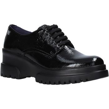 kengät Naiset Derby-kengät CallagHan 27201 Musta