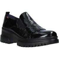 kengät Naiset Mokkasiinit CallagHan 27206 Musta