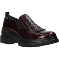 kengät Naiset Mokkasiinit CallagHan 27206 Punainen