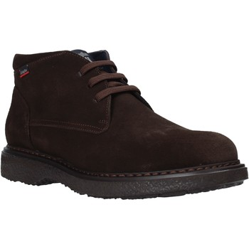 kengät Miehet Bootsit CallagHan 12302 Ruskea