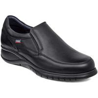 kengät Miehet Mokkasiinit CallagHan 12701 Musta