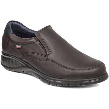 kengät Miehet Mokkasiinit CallagHan 12701 Ruskea