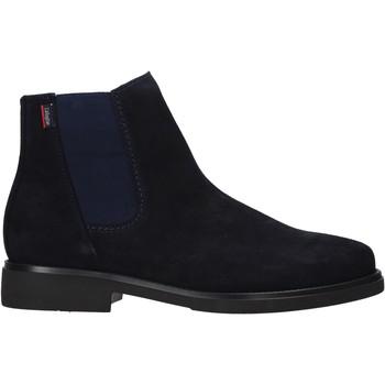 kengät Miehet Bootsit CallagHan 44705 Sininen