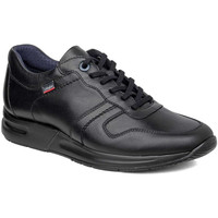 kengät Miehet Tennarit CallagHan 91312 Musta
