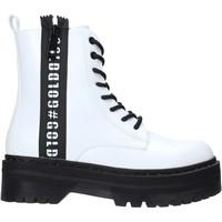 kengät Naiset Bootsit Gold&gold B20 GS81 Valkoinen
