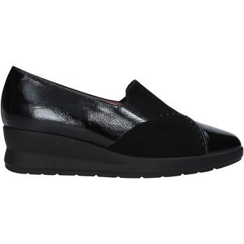 kengät Naiset Mokkasiinit Soffice Sogno I20602 Musta