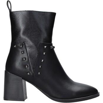kengät Naiset Bootsit Gold&gold B20 GU91 Musta