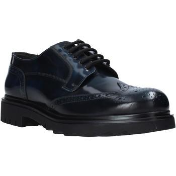 kengät Miehet Derby-kengät Exton 606 Musta