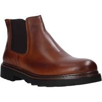 kengät Miehet Bootsit Exton 711 Ruskea