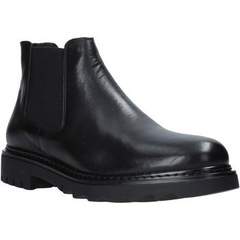 kengät Miehet Bootsit Exton 711 Musta