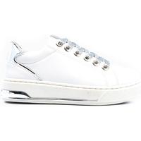 kengät Lapset Matalavartiset tennarit Replay GBZ24 003 C0002S Valkoinen