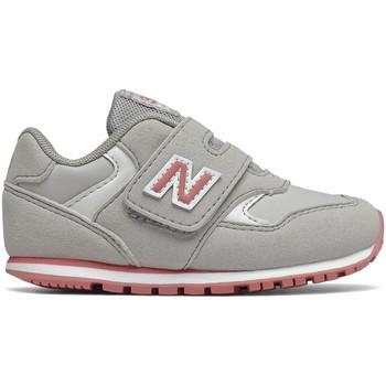 kengät Lapset Tennarit New Balance NBIV393CGP Harmaa