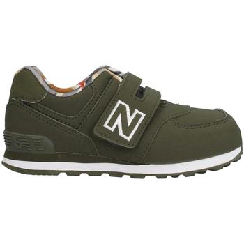 kengät Lapset Matalavartiset tennarit New Balance NBIV574GYL Vihreä