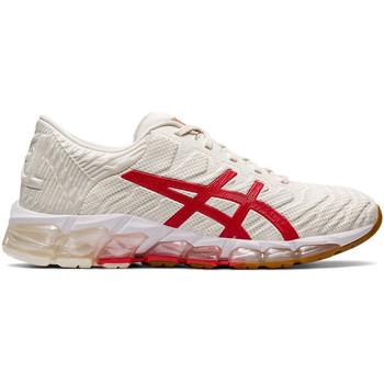 kengät Naiset Matalavartiset tennarit Asics 1022A223 Valkoinen