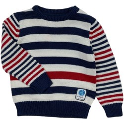vaatteet Lapset Neulepusero Losan 027-5003AL Sininen