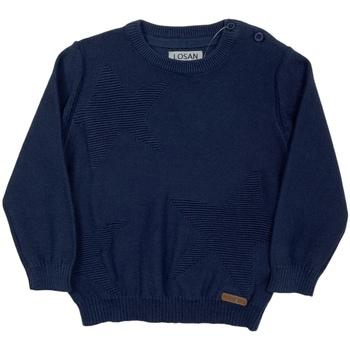 vaatteet Lapset Neulepusero Losan 027-5653AL Sininen