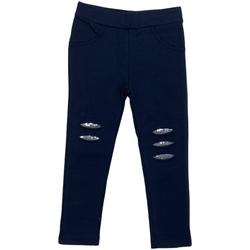 vaatteet Tytöt Legginsit Losan 026-6008AL Sininen