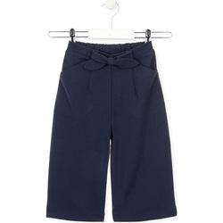 vaatteet Tytöt Väljät housut / Haaremihousut Losan 026-6793AL Sininen