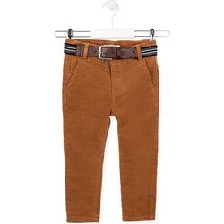 vaatteet Lapset Housut Losan 025-9791AL Punainen