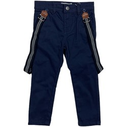 vaatteet Lapset Chino-housut / Porkkanahousut Losan 025-9790AL Sininen