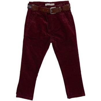 vaatteet Lapset Chino-housut / Porkkanahousut Losan 027-9791AL Punainen
