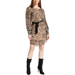 vaatteet Naiset Lyhyt mekko Gaudi 021FD15029 Ruskea