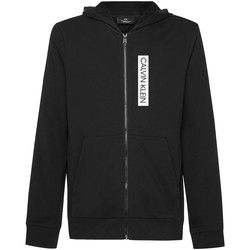 vaatteet Miehet Svetari Calvin Klein Jeans 00GMT0J480 Musta