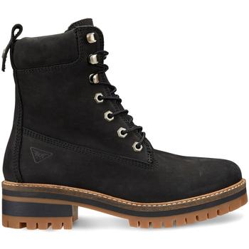 kengät Naiset Bootsit Docksteps DSW103602 Musta