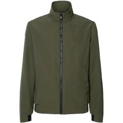vaatteet Miehet Tuulitakit Calvin Klein Jeans K10K105607 Vihreä