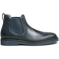 kengät Miehet Bootsit NeroGiardini I001691U Sininen