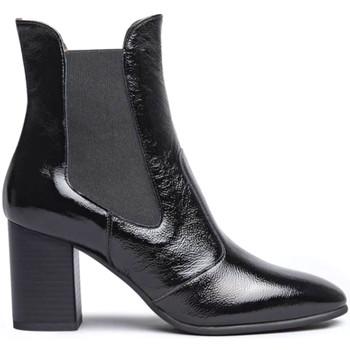 kengät Naiset Bootsit NeroGiardini I013585DE Musta