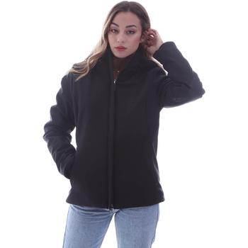 vaatteet Naiset Tuulitakit Invicta 4431726/D Musta