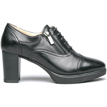 kengät Naiset Espadrillot NeroGiardini I013001D Musta